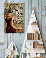 Turn Up The Music 11x17 Poster lifestyle-holiday-poster-2