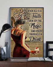 Turn Up The Music 11x17 Poster lifestyle-poster-2