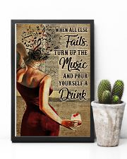 Turn Up The Music 11x17 Poster lifestyle-poster-8