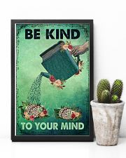 Be Kind To Your Mind 11x17 Poster lifestyle-poster-8