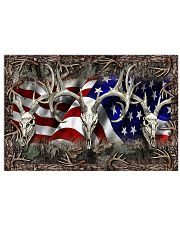 American Hunters 17x11 Poster front