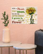 When A Flower Doesn't Bloom 17x11 Poster poster-landscape-17x11-lifestyle-21