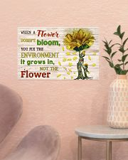 When A Flower Doesn't Bloom 17x11 Poster poster-landscape-17x11-lifestyle-22