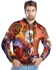 Native American Men's All Over Print Hoodie aos-complex-men-hoodie-lifestyle-front-11