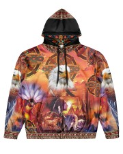 Native American Men's All Over Print Hoodie front