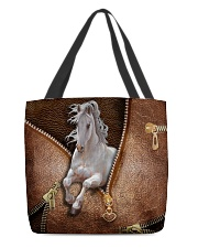 White Horse All-over Tote back