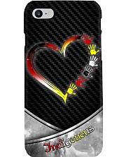 Indigenous  Phone Case i-phone-8-case