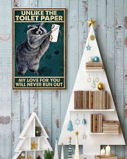 Unlike the toilet paper Valentine 11x17 Poster lifestyle-holiday-poster-2