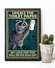Unlike the toilet paper Valentine 11x17 Poster lifestyle-poster-8