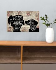 You Are Not Just A Dog 17x11 Poster poster-landscape-17x11-lifestyle-24