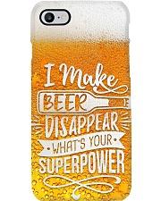 I Make Beer Disappear Phone Case i-phone-8-case