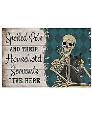 Spoiled Pets 17x11 Poster front