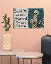 Spoiled Pets 17x11 Poster poster-landscape-17x11-lifestyle-21