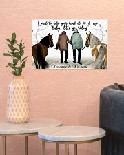 I Want To Hold Your Hand 17x11 Poster poster-landscape-17x11-lifestyle-21