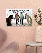 I Want To Hold Your Hand 17x11 Poster poster-landscape-17x11-lifestyle-22