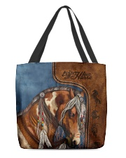 Horse lovers All-over Tote back