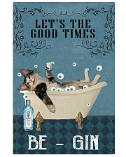 Let's The Good Times 11x17 Poster front