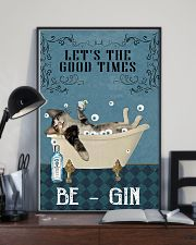 Let's The Good Times 11x17 Poster lifestyle-poster-2
