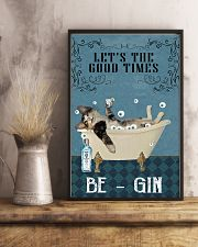 Let's The Good Times 11x17 Poster lifestyle-poster-3