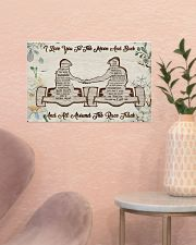 I Love You To The Moon 17x11 Poster poster-landscape-17x11-lifestyle-22