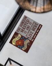 "The dungeons master Doormat 22.5"" x 15""  aos-doormat-22-5x15-lifestyle-front-08"