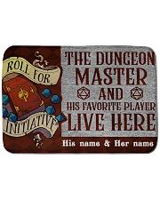 The dungeons master Bath Mat tile
