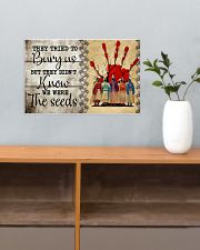 We Were The Seeds 17x11 Poster poster-landscape-17x11-lifestyle-24