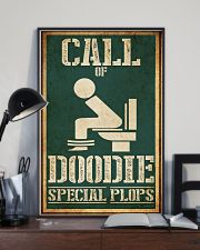 Call of doodies 11x17 Poster lifestyle-poster-2