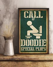 Call of doodies 11x17 Poster lifestyle-poster-3