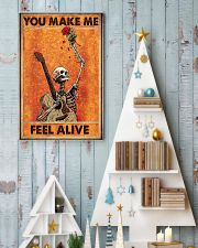 You Make Me Feel Alive 11x17 Poster lifestyle-holiday-poster-2