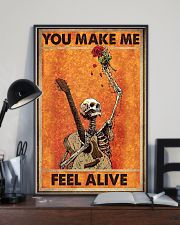 You Make Me Feel Alive 11x17 Poster lifestyle-poster-2