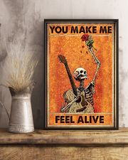 You Make Me Feel Alive 11x17 Poster lifestyle-poster-3