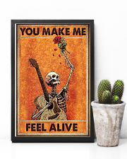 You Make Me Feel Alive 11x17 Poster lifestyle-poster-8