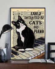 Easily Distracted 11x17 Poster lifestyle-poster-2