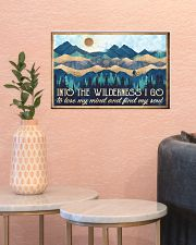 Into The Wilderness 17x11 Poster poster-landscape-17x11-lifestyle-21