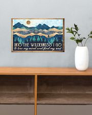 Into The Wilderness 17x11 Poster poster-landscape-17x11-lifestyle-24