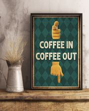 Coffee In Coffee Out 11x17 Poster lifestyle-poster-3