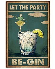 Let The Party Begin 11x17 Poster front