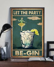 Let The Party Begin 11x17 Poster lifestyle-poster-2
