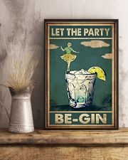 Let The Party Begin 11x17 Poster lifestyle-poster-3