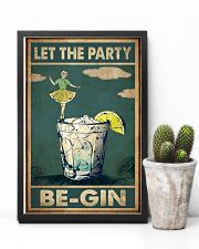 Let The Party Begin 11x17 Poster lifestyle-poster-8