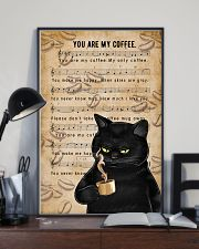 You Are My Coffee 11x17 Poster lifestyle-poster-2