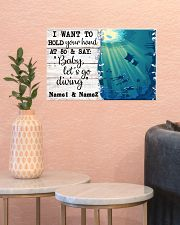 I Want To Hold Your Hand At 80 17x11 Poster poster-landscape-17x11-lifestyle-21