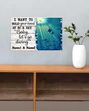 I Want To Hold Your Hand At 80 17x11 Poster poster-landscape-17x11-lifestyle-24