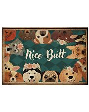 Nice butt 17x11 Poster front