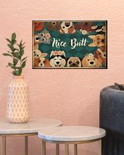 Nice butt 17x11 Poster poster-landscape-17x11-lifestyle-21