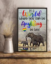 Be Kind 11x17 Poster lifestyle-poster-3