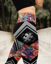 Autism High Waist Leggings aos-high-waist-leggings-lifestyle-11