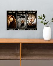 The best things come to those who don't give up 17x11 Poster poster-landscape-17x11-lifestyle-24