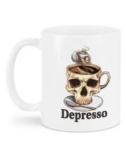 Depresso Mug back